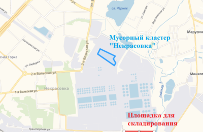 Публичные слушания в Некрасовке по территории южнее ЛОС