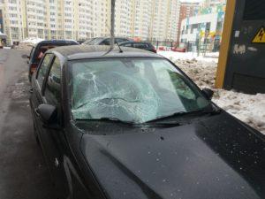 ступин разбито стекло автомобиля мсз 4